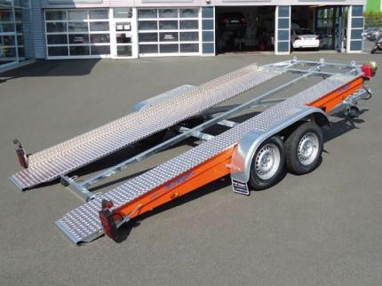 Plateau voiture - 2'250 kg de charge utile